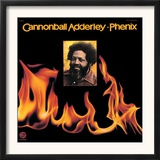 Cannonball Adderley - Phenix Prints
