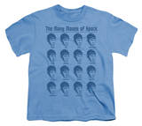 Youth: Star Trek-Many Moods Of Spock T-Shirt