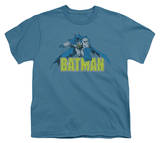 Youth: Batman - Retro Distressed Shirt