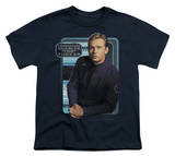 Youth: Star Trek-Trip Tucker T-shirts