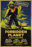Forbidden Planet Posters
