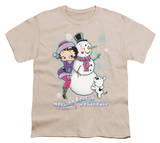 Youth: Betty Boop-Melting Hearts T-shirts