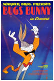 Bugs Bunny in Concert Posters