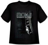 Youth: Stargate Universe-Codes T-shirts