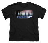 Youth: CSI - New York Subway T-Shirt