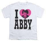 Youth: NCIS-I Heart Abby T-shirts