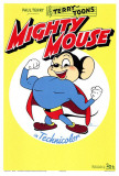 Mighty Mouse Prints