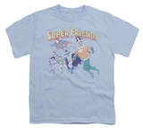Youth: DC-Super Friends T-shirts