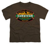 Youth: Survivor-Africa T-Shirt