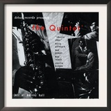 Charlie Parker Quintet - Jazz at Massey Hall Posters