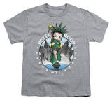 Youth: Betty Boop-NYC Shirts