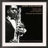 John Coltrane - Bye Bye Blackbird Poster