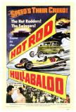 Hot Rod Hullabaloo Posters