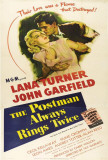 The Postman Always Rings Twice Posters