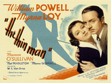 The Thin Man Psters