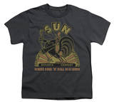 Youth: Sun Records-Sun Rooster T-Shirts