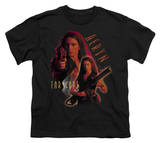 Youth: Farscape - Aeryn Camisetas