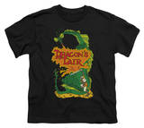 Youth: Dragon's Lair-Side Art Shirt