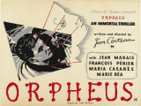 Orfeus (Orphee) Obrazy