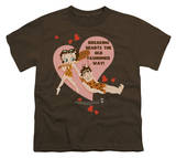 Youth: Boop - Breaking Hearts T-shirts