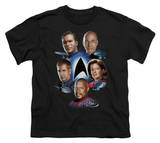 Youth: Star Trek-Starfleet's Finest T-shirts