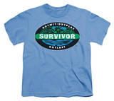 Youth: Survivor-Borneo T-Shirt