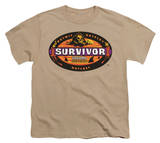 Youth: Survivor-Panama T-Shirt