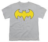 Youth: DC-Bat Girl Logo T-shirts