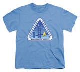 Youth: Star Trek-Color Logo Shirts