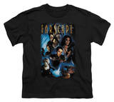 Youth: Farscape - Comic Cover T-shirts