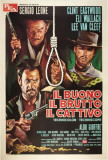 The Good, The Bad and The Ugly - Italian Style Posters