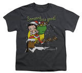 Youth: Betty Boop-Chimney T-shirts