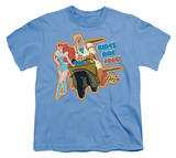 Youth: Space Ace-Rides Are Free T-Shirt