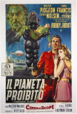 Forbidden Planet - Italian Style Posters