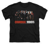 Youth: Criminal Minds - The Brain Trust T-Shirt