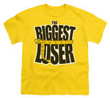 Youth: Biggest Loser-Logo T-shirts