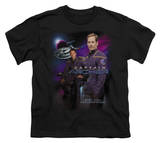 Youth: Star Trek-Captain Archer T-shirts