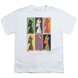Youth: Elvis-Retro Boxes T-shirts