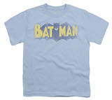 Youth: Batman - Vintage Logo T-shirts