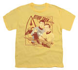 Youth: Star Trek-Shoot That Thing T-shirts