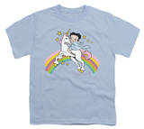 Youth: Betty Boop-Unicorn &amp; Rainbows T-shirts