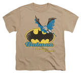 Youth: Batman - Caped Crusader Retro T-shirts