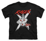 Youth: Speed Racer-Racer X Rough T-Shirts