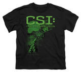 Youth: CSI - Evidence Shirts