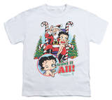 Youth: Betty Boop-I Want It All Shirts