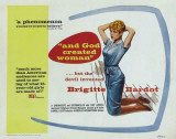 And God Created Woman -  Style Posters