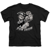 Youth: Popeye-Gun Show T-Shirt