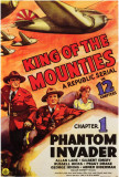King of the Mounties Posters
