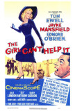 The Girl Can't Help It Posters