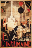 L'Inhumaine - Foreign Style Posters